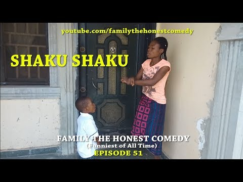 SHAKU SHAKU (SCIENCE STUDENT) (Family The Honest Comedy) (Episode 51)