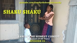 SHAKU SHAKU (SCIENCE STUDENT) (Family The Honest Comedy)(Episode 51)