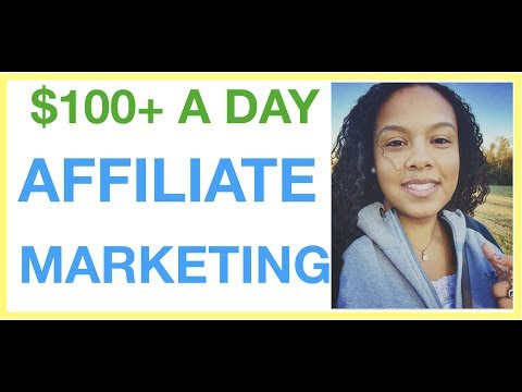 HOW TO START AFFILIATE MARKETING FOR BEGINNERS EASY STEPS TO AFFILIATE MARKETING FOR BEGINNERS 2019 thumbnail
