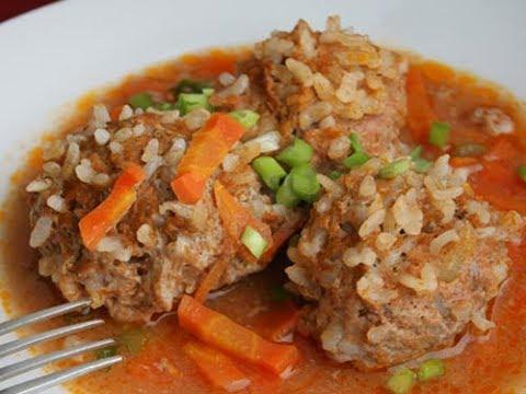 Как делать ежики из фарша с рисом на сковороде пошаговый рецепт