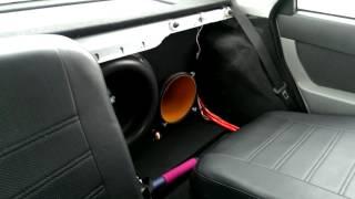 �������� ���� Магазин автозвука Sundown audio г.Нижневартовск.Приора+ громкий фрон+ мощный саб от Sundown audio ������