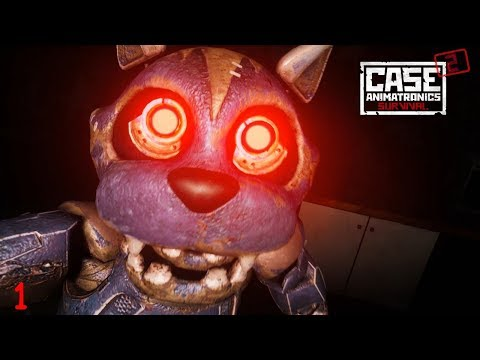 CASE 2 Animatronics Survival: Episode 1 Full Playthrough Gameplay (Horror Game )