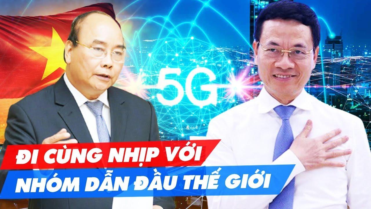 Viettel, Vingroup Sản Xuất Được Thiết Bị 5G, Việt Nam Sẽ Không Đi Sau Thế Giới Như 3G, 4G Nữa