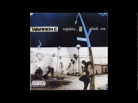 Warren G Ft. Nate Dogg - Regulate (Dirty+Lyrics)