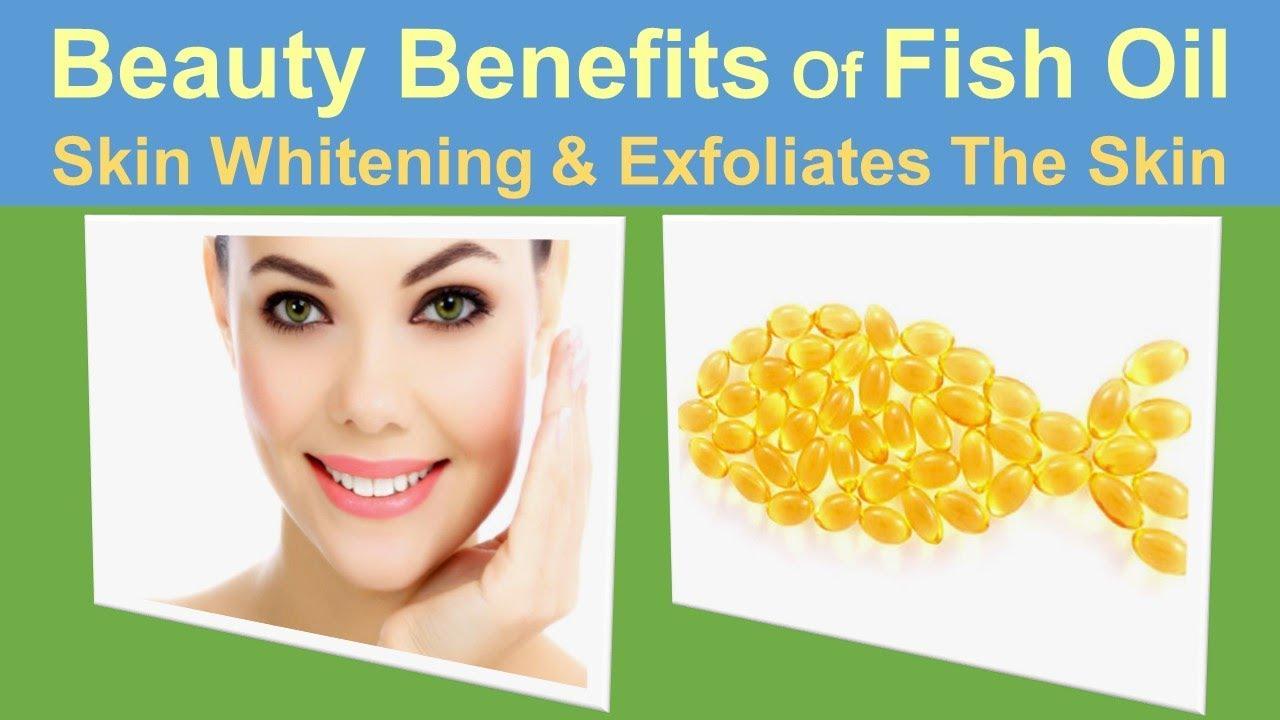 Beauty benefits of fish oil fenugreek for skin whitening for Is fish oil good for skin