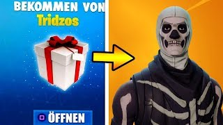 SKINS, ITEMS & V-BUCKS with FRIENDS EXCHANGE! SO GEHTS! - Fortnite Battle Royale | The Fruit Dwarf