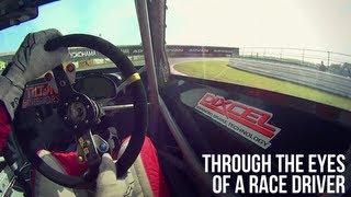 Behind The Wheel - 850HP Mitsubishi Evo Tsukuba Circuit Time Attack Video