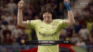 Tonali Sandro's amazing long shot