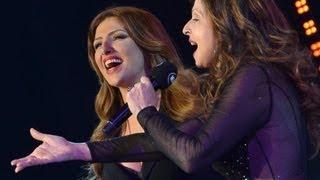 Vicky Leandros & Helena Paparizou - Après Toi / Mono Esi (Live @ Eurovision 2013 Greek Final)