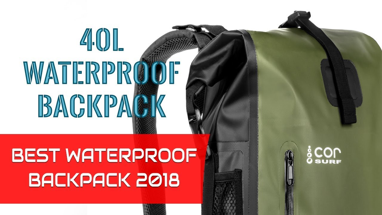 59860e4195b COR Surf Waterproof Drybag Backpack