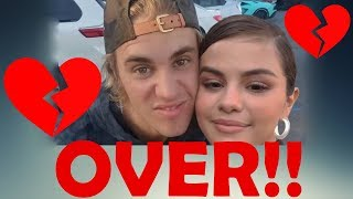 Justin Bieber & Selena Gomez Confirm BreakUp Live On Camera...**NOT CLICKBAIT**