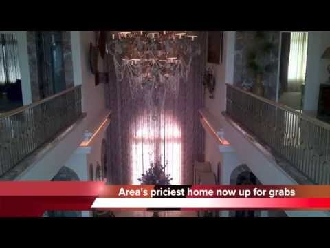 Most expensive home in Chattanooga area up for sale