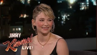 Haley Bennett on New Film Thank You for Your Service