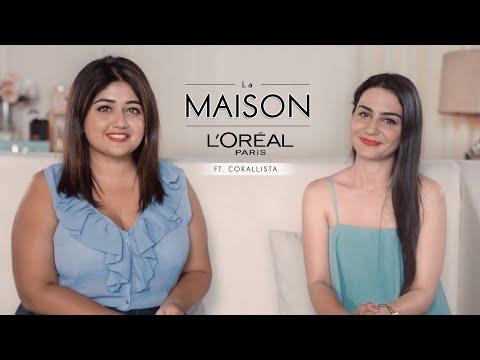 In conversation with Simmy & Corallista | Makeup Challenge | Get Ready With Me | L'Oréal Paris