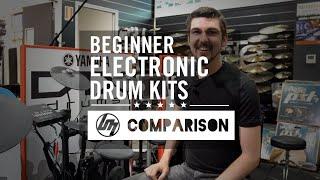Beginner Electric Drum kits | Better Music