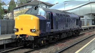Trains At Crewe & Depots + Newport Freight - Late April / May 2018