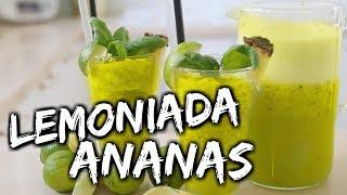 LEMONIADA ANANAS #TYDZIENZDG