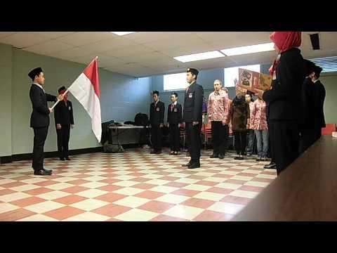 Canada World Youth - Youth Pledge Day Ceremony
