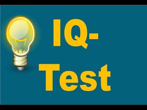 IQ Test - 5 Fragen [Deutsch]