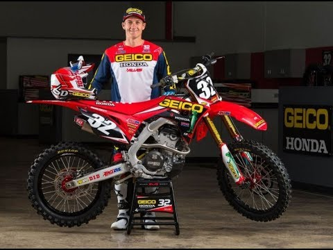2018 Geico Honda S Christian Craig Is Ready To Be A
