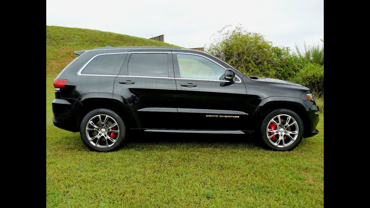 High Quality SRT8 2014 Jeep Grand Cherokee SRT8 For Sale # F501781B   YouTube