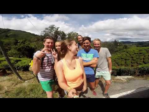 Backpacking Southeast Asia 2016