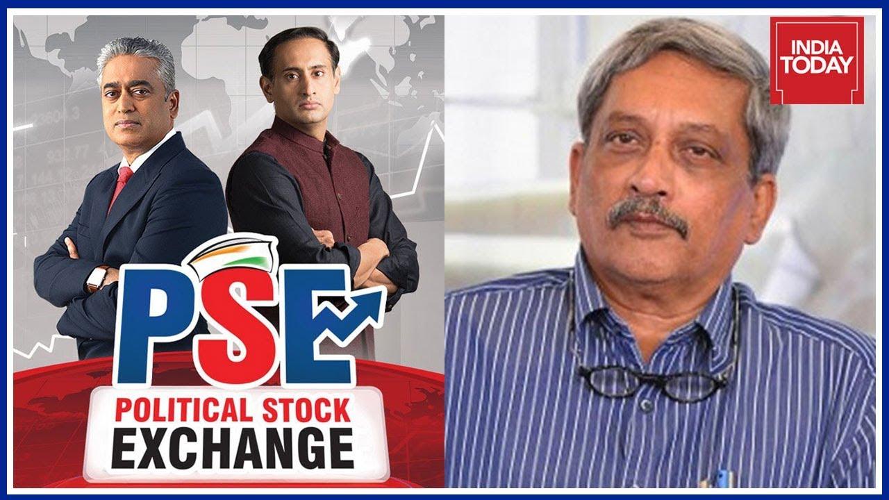 Thumbs Down For BJP Led Govt In Goa | Political Stock Exchange