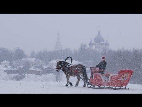 Города России #10. Зимняя сказка.  Суздаль