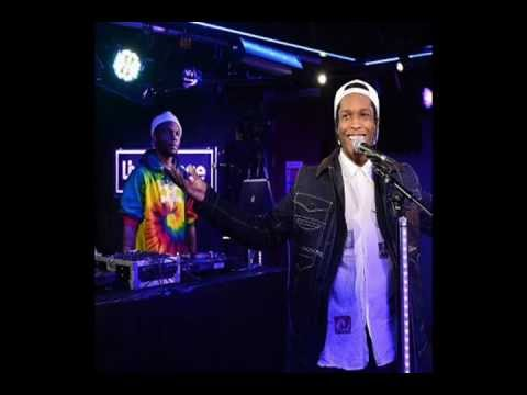 ASAP Rocky Freestyles Over Bone Thugs Song