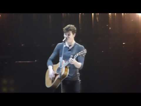 Shawn Mendes The Weight live Forum Assago...