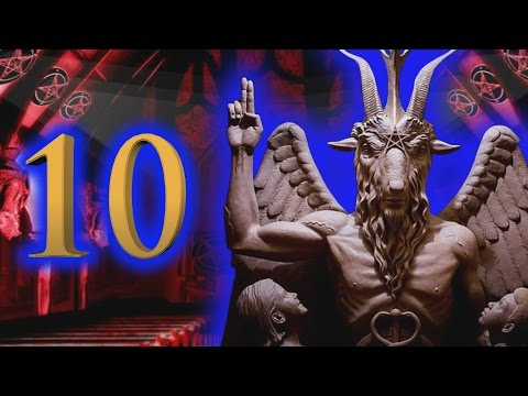 10 FACTS About the CHURCH OF SATAN You Won't Learn in Sunday School !!!