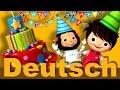 Alles Gute zum Geburtstag! | Kinderlieder | LittleBabyBum