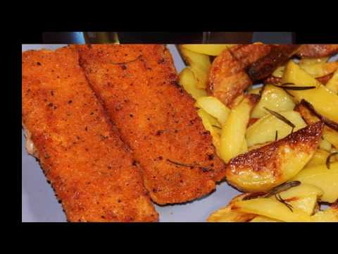 Fish And Chips With Salt And Vinegar