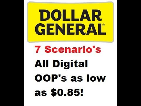 Dollar General Breakdown $5 off $25, $3 off $15 & School Supplies
