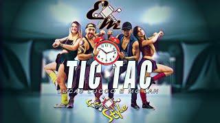 Tic Tac (Versão Zumba e FitStyle) - Lucas Lucco e Mc Lan - Coreografia Equipe Marreta