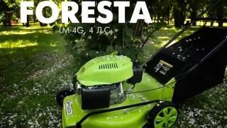 Газонокосилка Foresta. Обзор с комментариями