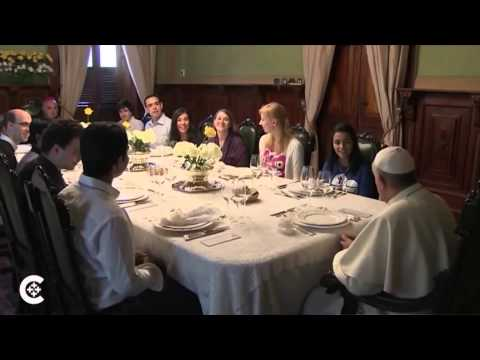 Pope Francis on Retreat: Vatican Connection - Feb. 27, 2015