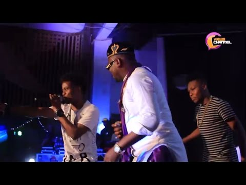 "Video: Mavin Crew Perform Their New Hits "" Jantamanta "" On Stage For The First Time"