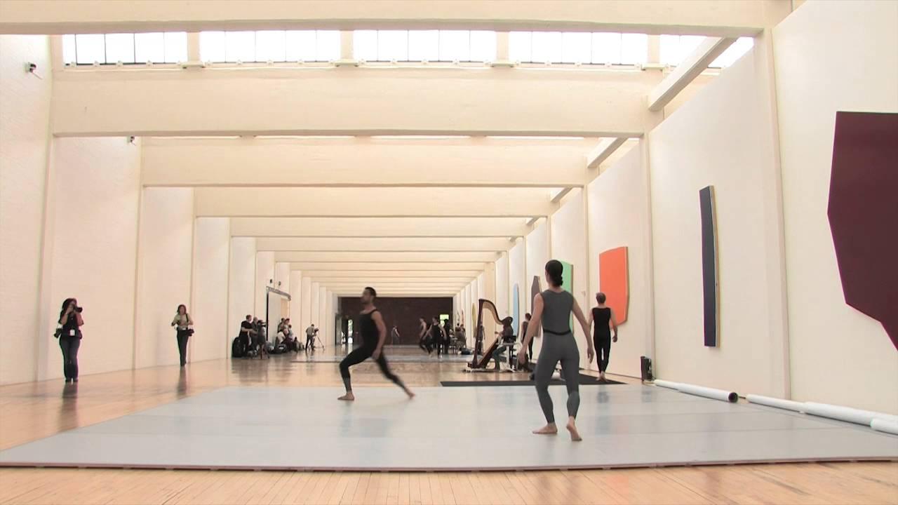 DIA:BEACON EVENTS (Imi Knoebel) Merce Cunningham Dance Company