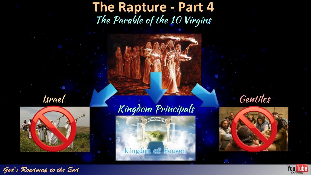 The Rapture: Part 4 - The Parable of the Ten Virgins - Section 1