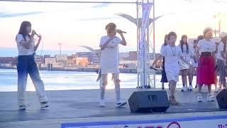 CRYSTAL RAINBOW PARTY 4「STAY TUNE (Buzz Connections)」2017/08/13 海辺のステージ