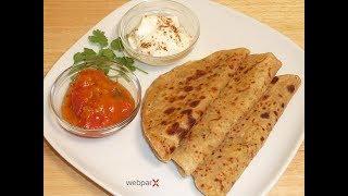 Instant Paratha|Easy Way To Make Paratha|Quick recipe.
