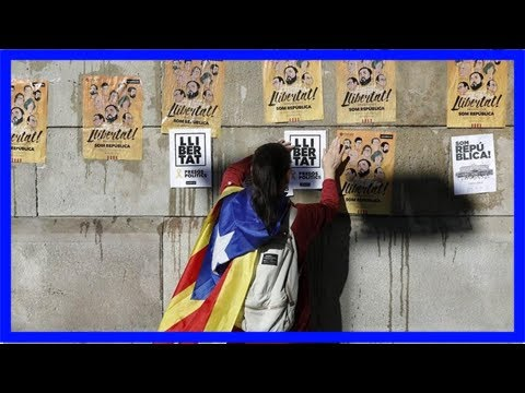 Ex-catalan leader lashes spain