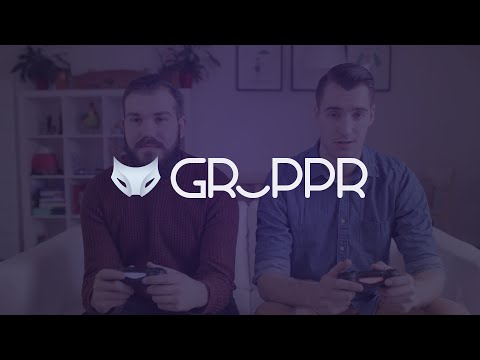 Gruppr - Connecting gamers with similar interests