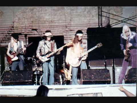 Johnny & Edgar Winter- Rich Stadium, Buffalo, NY 7/10/76