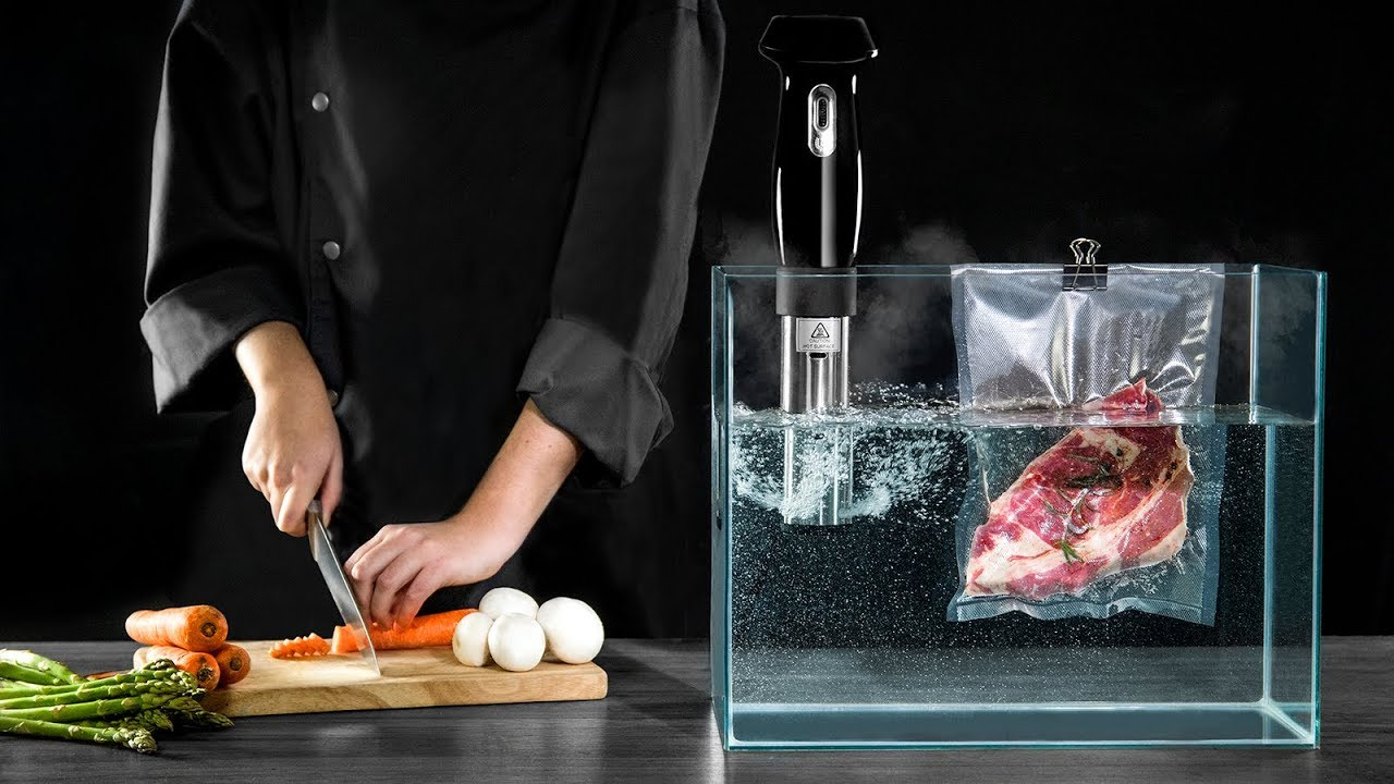 Sous Vide Professional Series - YouTube