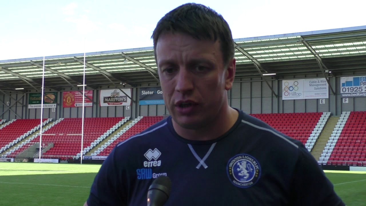 Leigh Reaction: Stuart Littler
