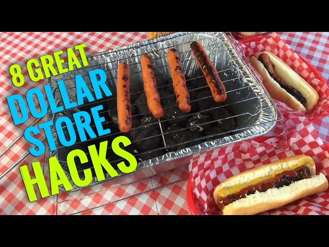 8 Simple Dollar Store Hacks To Save You Money