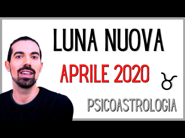 Luna Nuova Aprile 2020 - L'importanza di Guarire