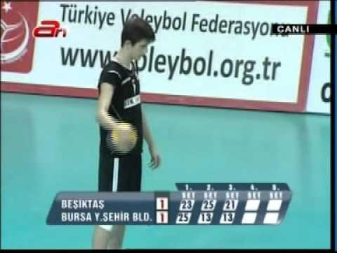 bjk  bursa yenişehir 2012 mayıs  hakan akışık 17